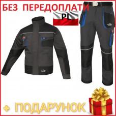 Костюм рабочий Польша с штанами 006